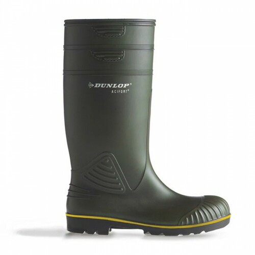 Dunlop Boot Acifort Without Cap
