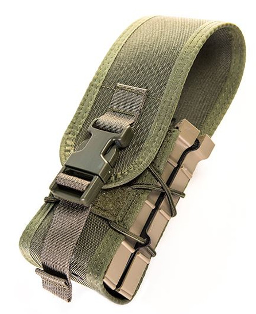 High Speed Gear 182RC0OD X2R Taco w/Cover MOLLE - Olive Drab