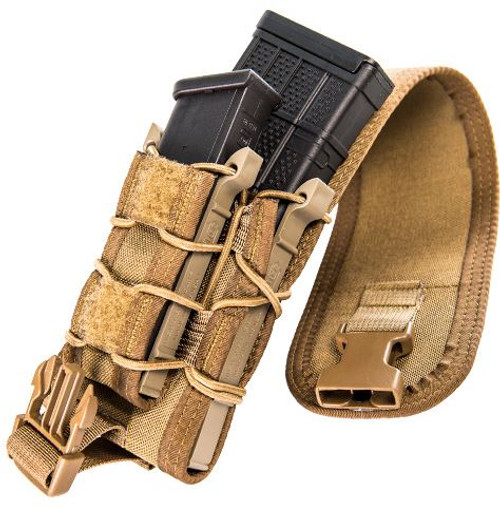 High Speed Gear 18DDC0CB Double Decker w/Cover MOLLE - Brown