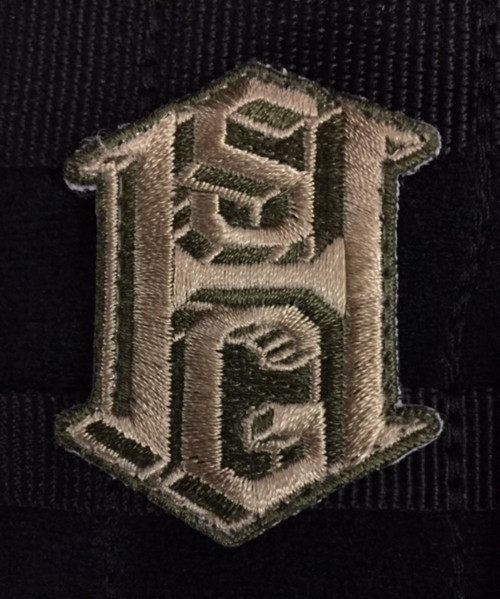 High Speed Gear HSGI Morale Patch - Olive Drab