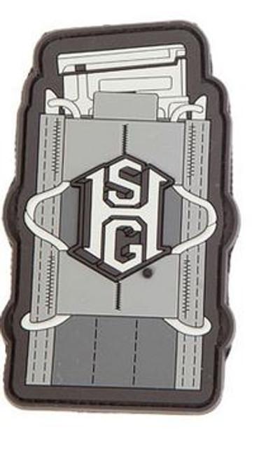 High Speed Gear Taco Patch - Urban Grey
