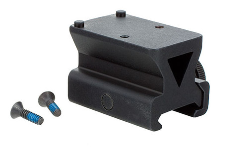 Colt Knob Picatinny Rail Mount Adapter for Trijicon RMR - 1/3 Lower Cowitness