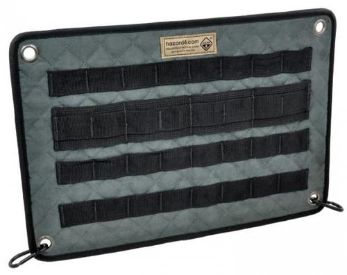 Hazard 4 Div MOLLE/Velcro Insert Panel - Black