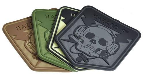 Hazard 4 Patch Operator Skull