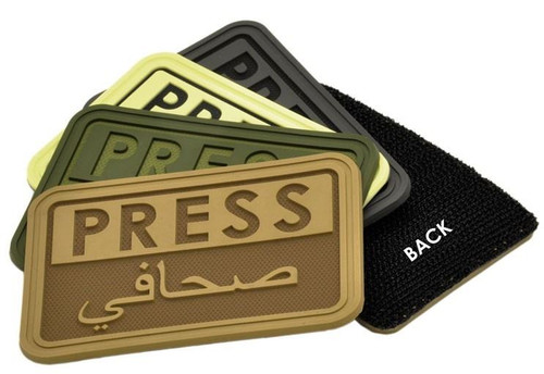 Hazard 4 Patch Press