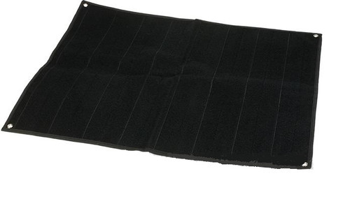 Black Owl Gear / Phantom Hook and Loop Patch Panel - Medium