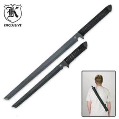 Viper Twin Sword Set
