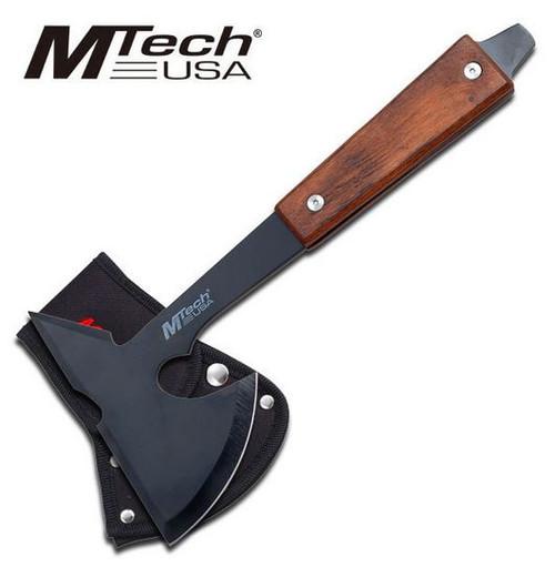 """MTech 601PKB Pakkawood Axe 10.75"""""""
