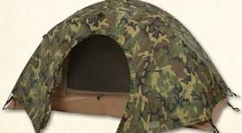 USMC Marine Combat Issue 2 Man Tent - Like New