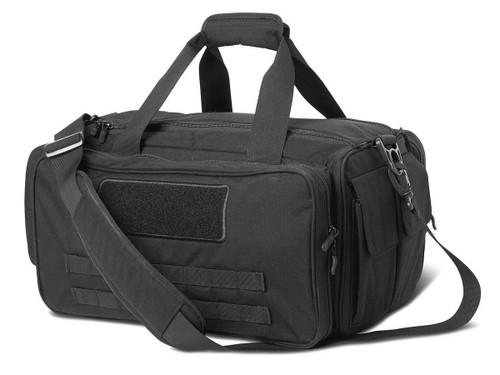 "Cannae ""The Armory"" Range Bag - Black"