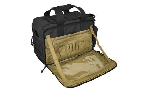 Hazard 4 Spotter Dividable Range Bag - Black