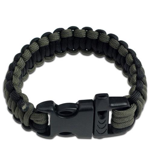 """MTech BRBGW Paracord Bracelet 9"""""""