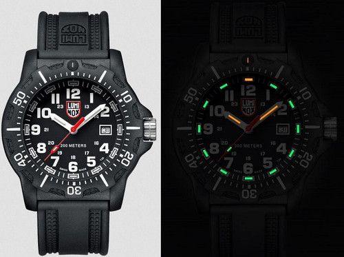 Luminox 8881 Black Ops Series