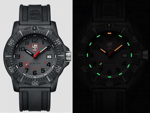 Luminox A.8882 Black Ops Series - Gray