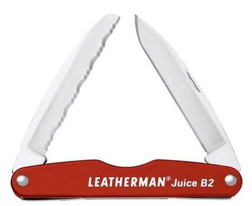 Leatherman Juiice B2 Multitool - Cinnabar