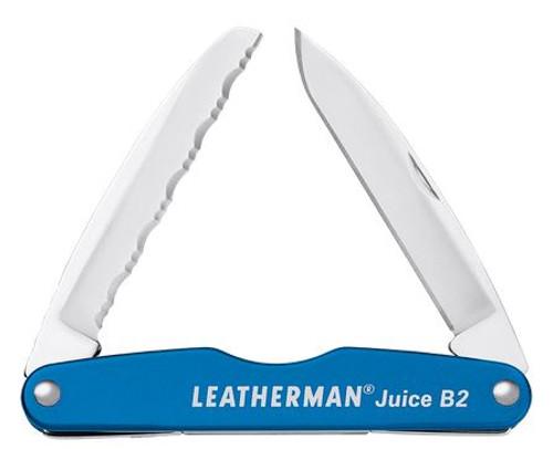 Leatherman Juiice B2 Multitool - Columbia Blue