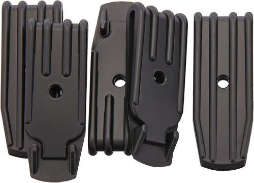 Plastic Belt Clip 1 Hole 5 Pk