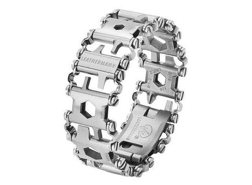 Leatherman Tread Travel Friendly Multi-Tool Bracelet - Stainless