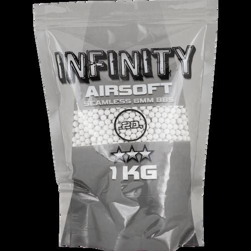 Infinity BBs 0.20g 1 KG - White