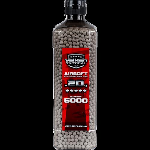 Valken Tactical 0.20g BBs - 5000CT