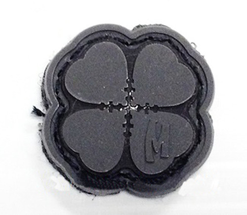 Maxpedition PVC Moral Patch - Lucky Short Clover [Mini] Swat