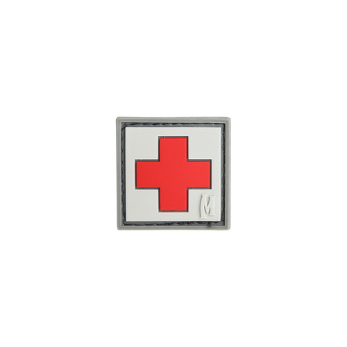 """Maxpedition PVC Morale Patch - 1"""" Medic Swat"""