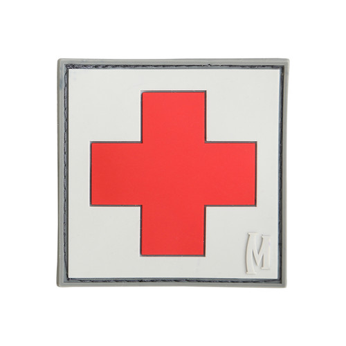 """Maxpedition PVC Morale Patch - 2"""" Medic Swat"""