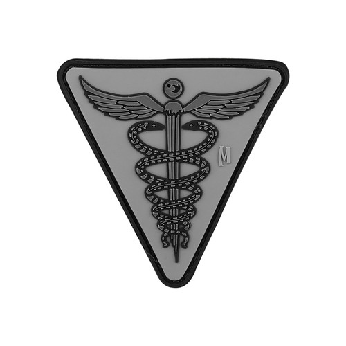 Maxpedition PVC Morale Patch - Caduceus Swat