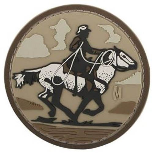 Maxpedition PVC Morale Patch - Cowboy Arid