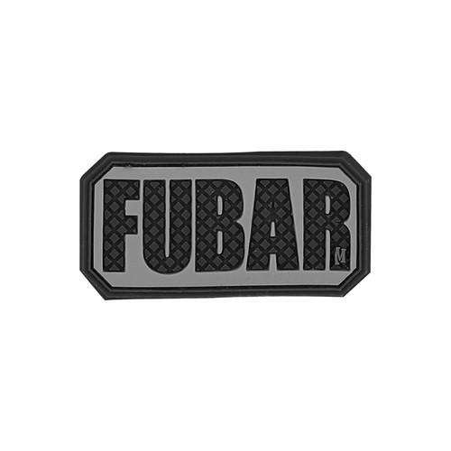 Maxpedition PVC Morale Patch - Fubar Swat