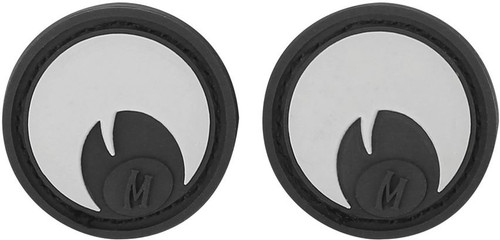 Maxpedition PVC Morale Patch - Googly Eyes Swat