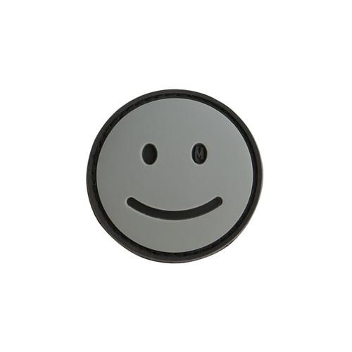 Maxpedition PVC Morale Patch - Happy Face Swat