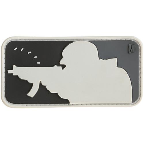 Maxpedition PVC Morale Patch - Major League Shooter Swat