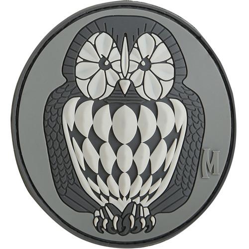 Maxpedition PVC Morale Patch - Owl Swat