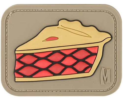 Maxpedition PVC Morale Patch - Pie Arid