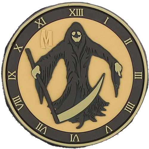 Maxpedition PVC Morale Patch - Reaper Arid