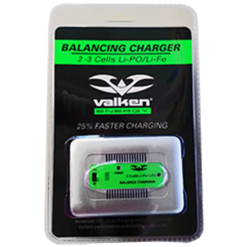 Valken Energy Balancing Quick 2-3 Cell Lipo/Life Charger