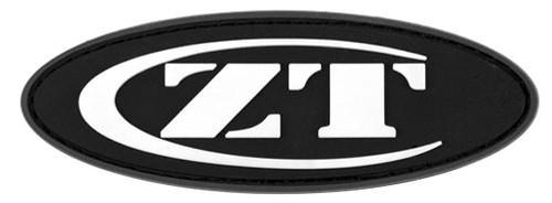 Zero Tolerance PVC Velcro Patch