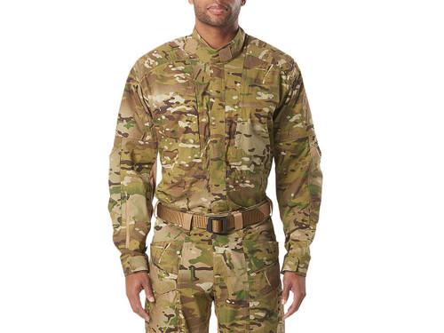5.11 Tactical XPRT Tactical Long Sleeve Shirt - Multicam (Size: Large)