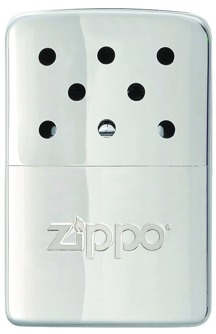 Zippo 6-Hour Hand Warmer - Chrome