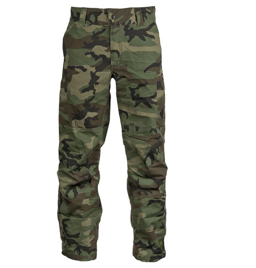Valken Combat KILO Down Pants (Color: Woodland)