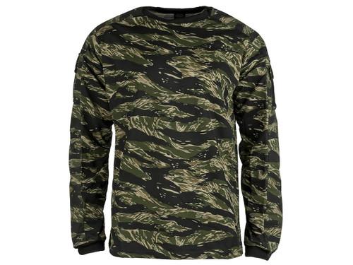 Valken Combat KILO Shirt - Tiger Stripe (Size: Medium)
