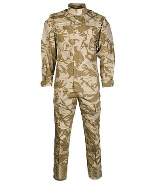 Emerson R6 BDU Field Uniform Set - Desert DPM (Size: Large)
