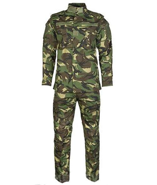 Emerson R6 BDU Field Uniform Set - Woodland DPM (Size: X-Large)