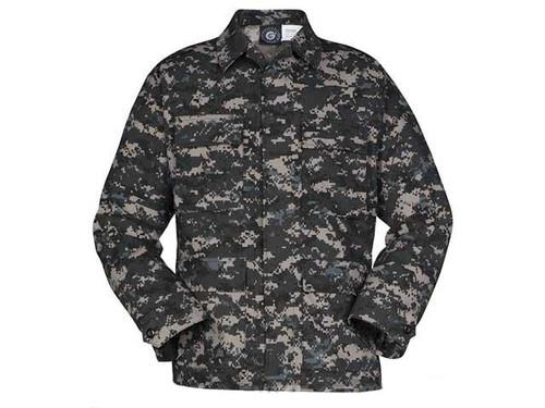 Genuine Gear BDU Coat - Subdued Urban (Size: Large)