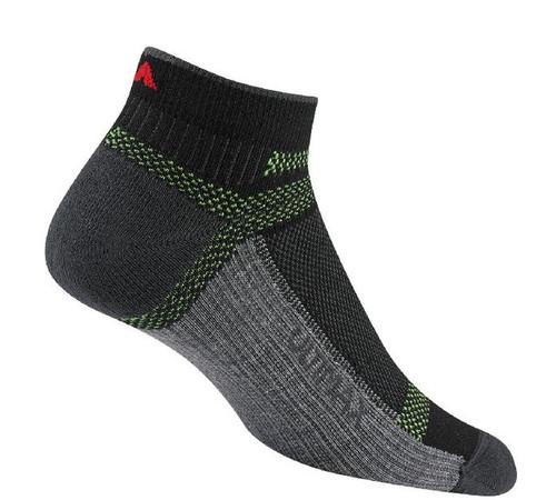Wigwam 6281 Ultra Cool Lite Low Pro Socks - Black
