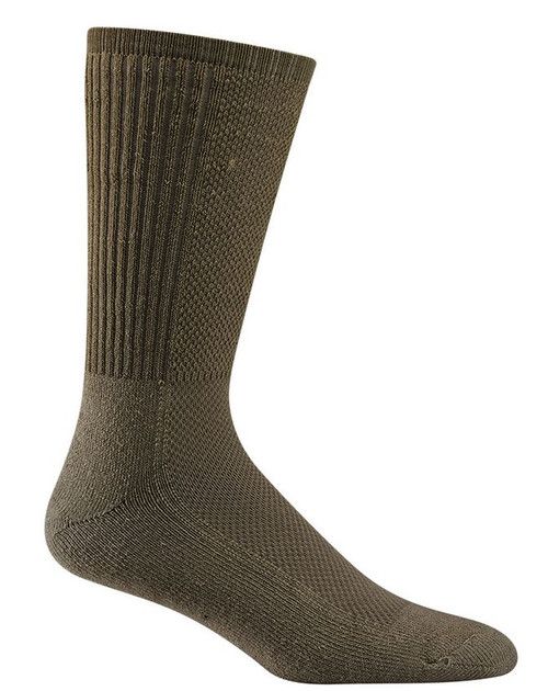 Wigwam 8032 Hot Weather BDU Pro Socks - Coyote Brown