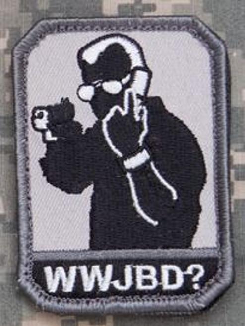 Mil-Spec Monkey Patch - WWJBD
