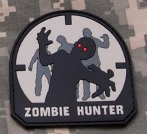 Mil-Spec Monkey Patch - Zombie Hunter PVC