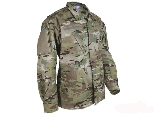 TruSpec Army Combat Uniform (GL/PD 14-04) Shirt - Multicam (Size: Medium)
